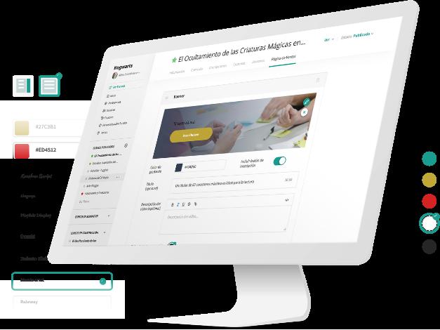 Cursify, personaliza tu academia para vender cursos online